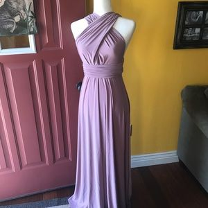 Dresses & Skirts - Infinity dress (fits sizes 0-14) - lavender